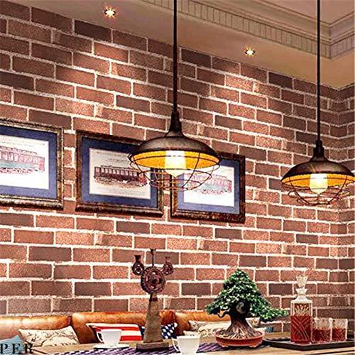 Huzi carta da parati cinese vintage muro di mattoni di carta mattone antico soggiorno camera da letto sfondo muro ristorante negozio di abbigliamento carta da parati in pvc 1㎡ personalizzabile