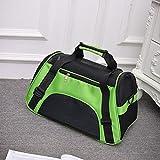 LIUPP Pet Bag - Tragbare Katze Hund aus Rucksack Portable Messenger Bag Portable Atmungsaktive Gummi Net Bag,L