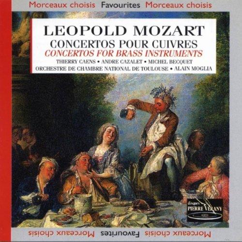 Leopold Mozart: Konzerte für Blechblasinstrumente