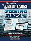 Michigan's Best Lakes Fishing Maps Guide Book (English Edition)