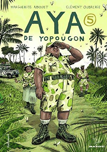 Aya de Yopougon (Tome 5)