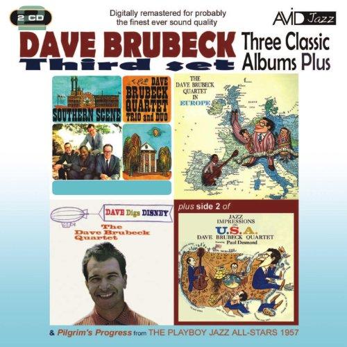 Three Classic Albums Plus (Dav...