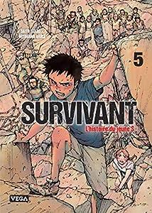 Survivant Edition simple Tome 5