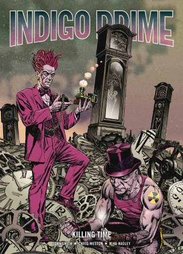 Indigo Prime Killing Time (Indigo Weston)