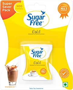 Sugar Free Gold Pellets, 500 Pellets