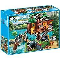 Playmobil Casa del árbol de aventuras (55570)