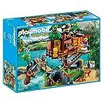 Playmobil - Casa del árbol de aventuras (55570)