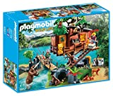Playmobil Adventure Tree House Safari casa árbol Aventuras, Color,...