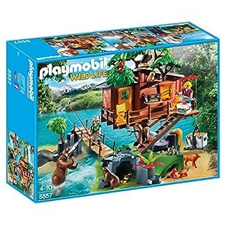 Playmobil Casa del Árbol de Aventuras 5557