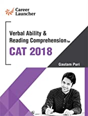 CAT 2018 Verbal Ability & Reading Comprehension