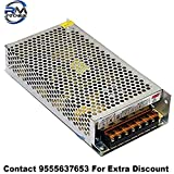 #4: 12V 15Amp 180W DC Power Supply Driver for CCTV and LED Strip Light Lamp 12 Volt 15A, by R.M. Store