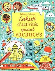 Cahiers d'activités spécial vacances