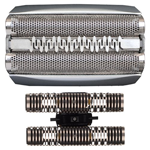 comprare on line Braun 51S Testina di Ricambio, Compatibile con i Rasoi della Serie 5, Argento prezzo