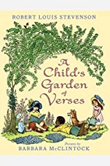 A Child's Garden of Verses Hardcover