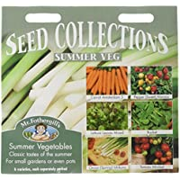 Mr. Fothergill's 15258 Summer Vegetables Seed Collection