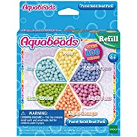 Aquabeads - Pastel Solid Bead Pack