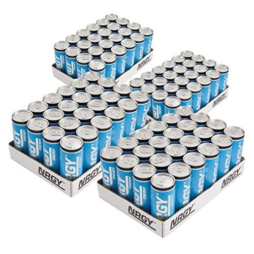 NRGY ® Energy Drink Regular Classic Light pfandfrei 96 Dosen Monster Drink Box