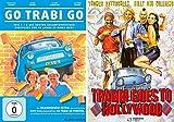 Trabbi DVD Set - Go Trabi Go (1+2) & Trabbi goes to Hollywood - Deutsche Originalware [3 DVDs]