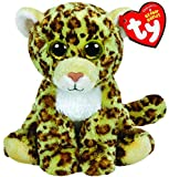 TY 42101 - Spotty - Leopard mit Glitzeraugen, Plüschtier, 15 cm