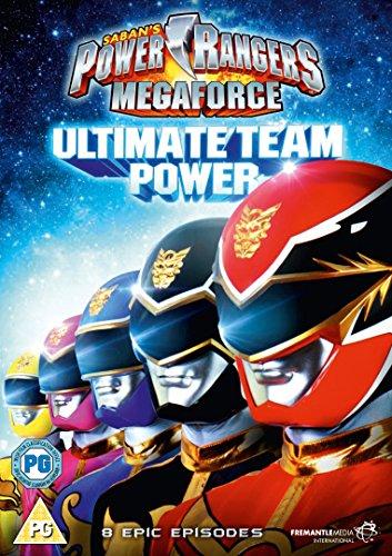Power Rangers Megaforce - Volume 1: Ultimate Team Power [DVD] [UK Import]