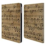 Head Case Beethoven Partitions Musicales Étui Coque de Livre En cuir pour Apple iPad Air