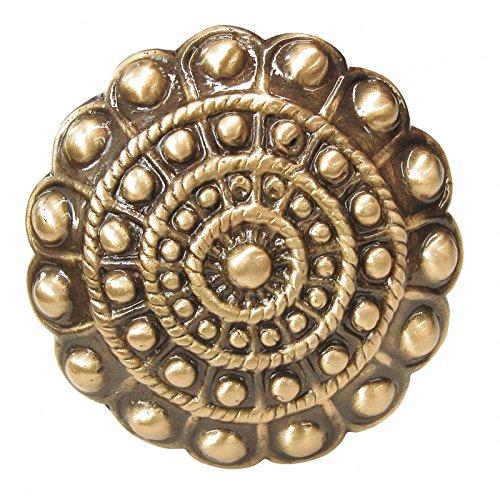 Pomo de latón patinado,el Botón Charro es la identidad y símbolo de Salamanca.