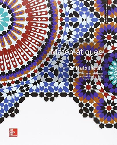 Matemàtiques - 2N Bachillerato - 9788448610432 por Jordi Besora I Torradeflot