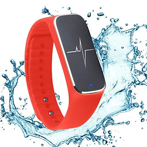 Preisvergleich Produktbild Marvie SW24 Smart-Bluetooth-Armband-Eignung-Uhr Stimmung Zustand Atmen Herzfrequenz -Blutdruckmessgerät Schlaf Sports Tracker