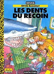 """Afficher """"Jérôme Moucherot dit le tigre du Bengale n° 01<br /> Les dents du recoin"""""""