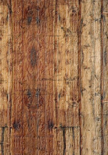 Distressed Wood Notebook -- Creative Journal: 7x10, Cream Paper, 5mm Dot Grid, 184 Pages - Distressed Cream