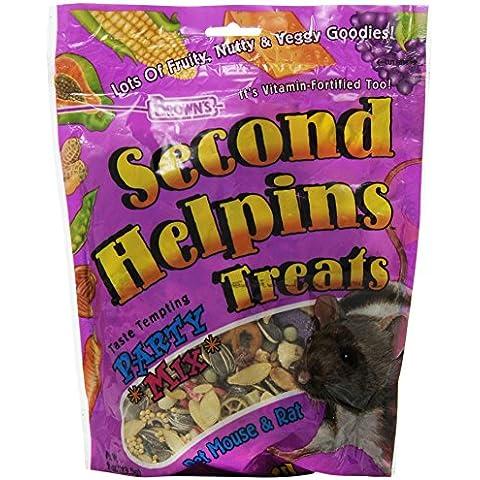 Second Helpins Rat/mouse Party Mix Trt 10oz - Rat Mix