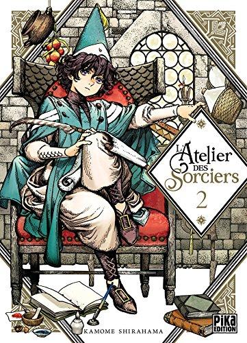 L'Atelier des Sorciers (Tome 2) : L'Atelier des Sorciers 2.