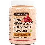 Urban Platter Pink Himalayan Rock Salt Powder Jar, 1.25kg