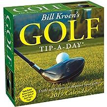 Bill Kroen's Golf Tip-a-day 2019 Calendar