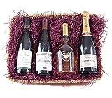 French Wein behindern | wickers Geschenk Korb