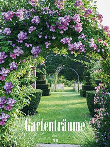 Gartenträume 2020 - Gartenkalender (42 x 56) - Gärten und Parks - Landschaftskalender - Natur - Wandkalender
