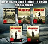THE WALKING DEAD Staffel 1 2 3 4 5 Uncut Collection 21 Blu-Ray Box Edition