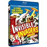Invasores Invisibles BD 1959  Invisible Invaders [Blu-ray]