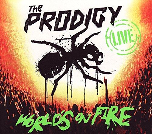 Live World's On Fire [CD & DVD]