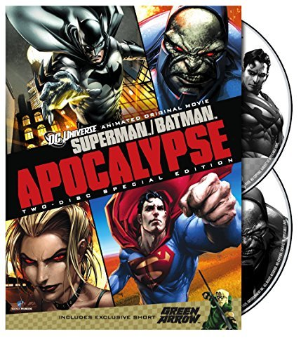 Superman/Batman: Apocalypse (Two-Disc Special Edition) by Kevin Conroy
