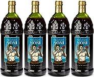 عصير تاهيتيان نوني الأصلي من موريندا (4 قطع)، زجاجات سعة 1 لتر