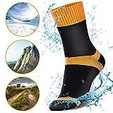 Calze Impermeabili, Calze da Trekking, Calze Impermeabili Sport per Uomo & Donna, Calzini Traspiranti Unisex, Calzini per Escursionismo/Sci, Taglia L