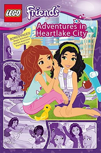 Adventures in Heartlake City