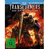 Transformers 4: Ära des Untergangs / Age of Extinction - Steelbook