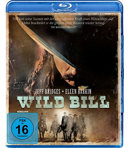 Wild Bill - Uncut [Blu-ray]