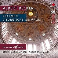 Becker: Psalmen & Liturgische Gesänge