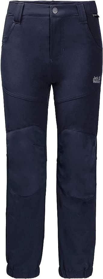 tiepido mercato Diacritico  Jack Wolfskin Rascal - Pantaloni Invernali da Bambino in Softshell, Bambini:  Amazon.it: Abbigliamento