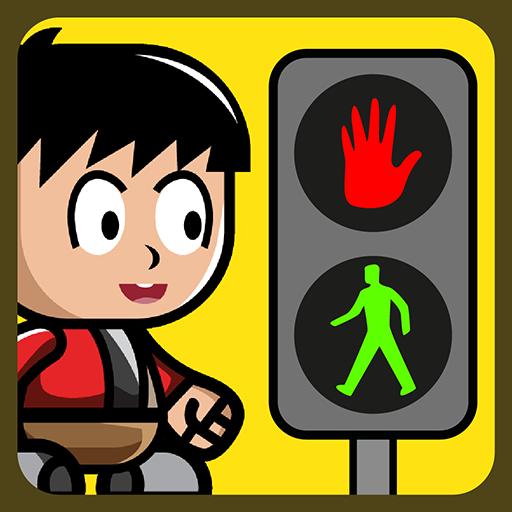 Verkehr für Kinder