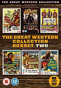 The Great Western Collection - Volume 2 [6 Disc Boxset] [DVD]