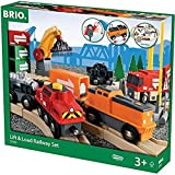 Unbekannt Brio 33165 Lift and Load Railway Set